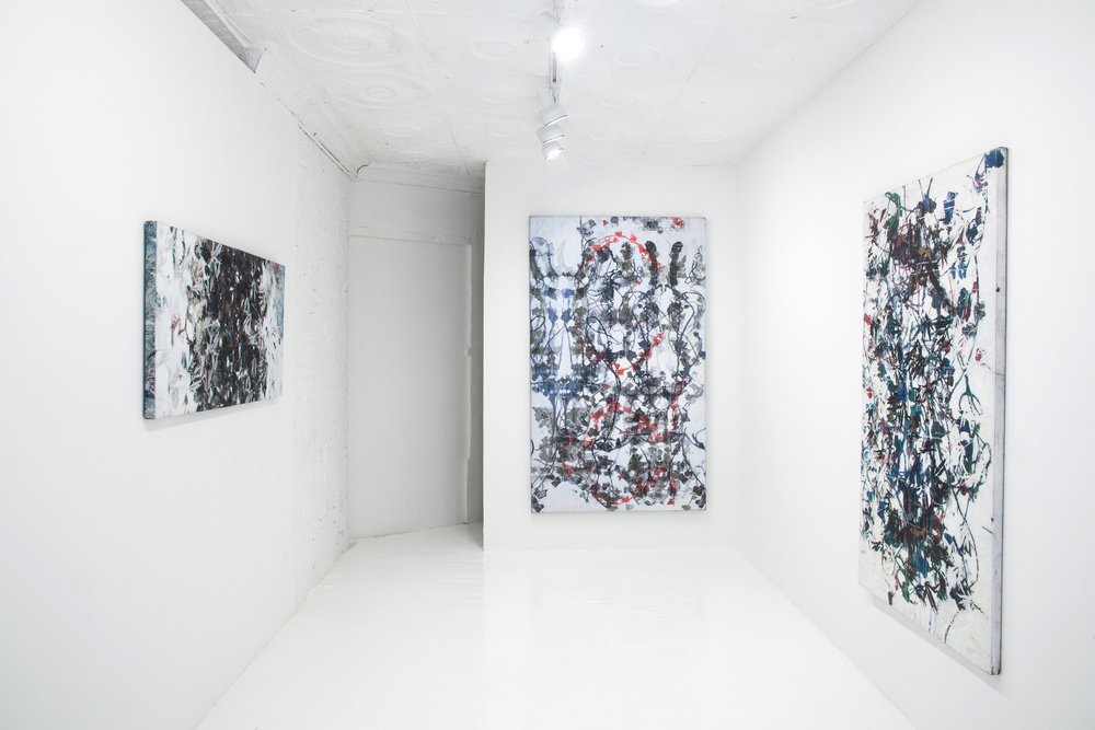 "Installation view of ""Do I still Yearn for My Virginity?"" at SITUATIONS, NYC"