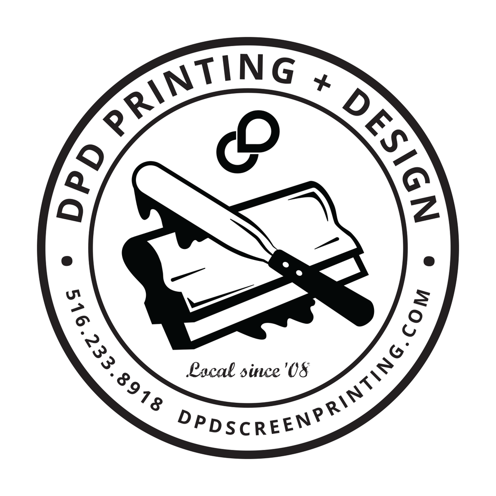 dpd screen printing design raleigh area 919 727 7373 Corporate Logo with G S 2