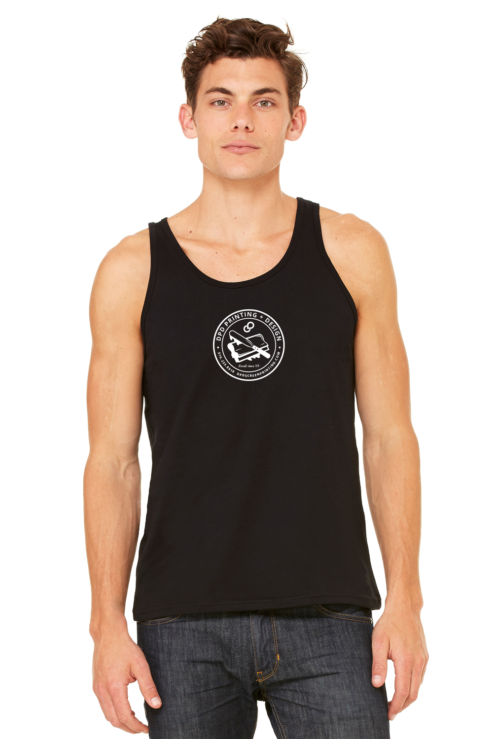 Tank-Tops - Classic or Muscle Tanks, Crops