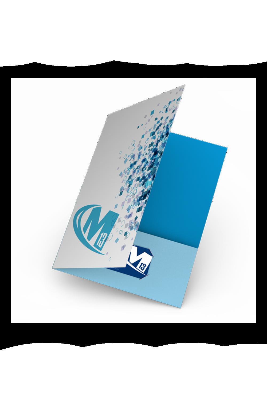 Folders & Stationary - Notepads, Letterhead, Folders