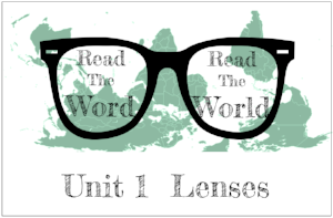 Unit 1: Lenses:  Introductory Unit focusing on vocabulary needed to discuss oppression and a framework to view the world for social justice. Contains 15 Print & Go Lesson Plans.