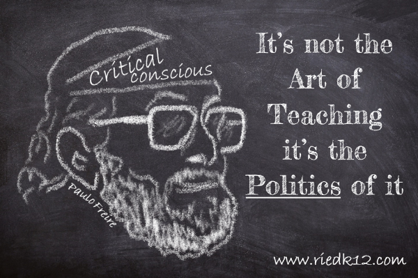 Critical Consious - Politics of Teaching.PNG