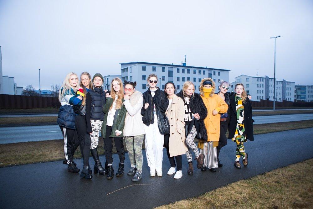 Reykjavíkurdætur