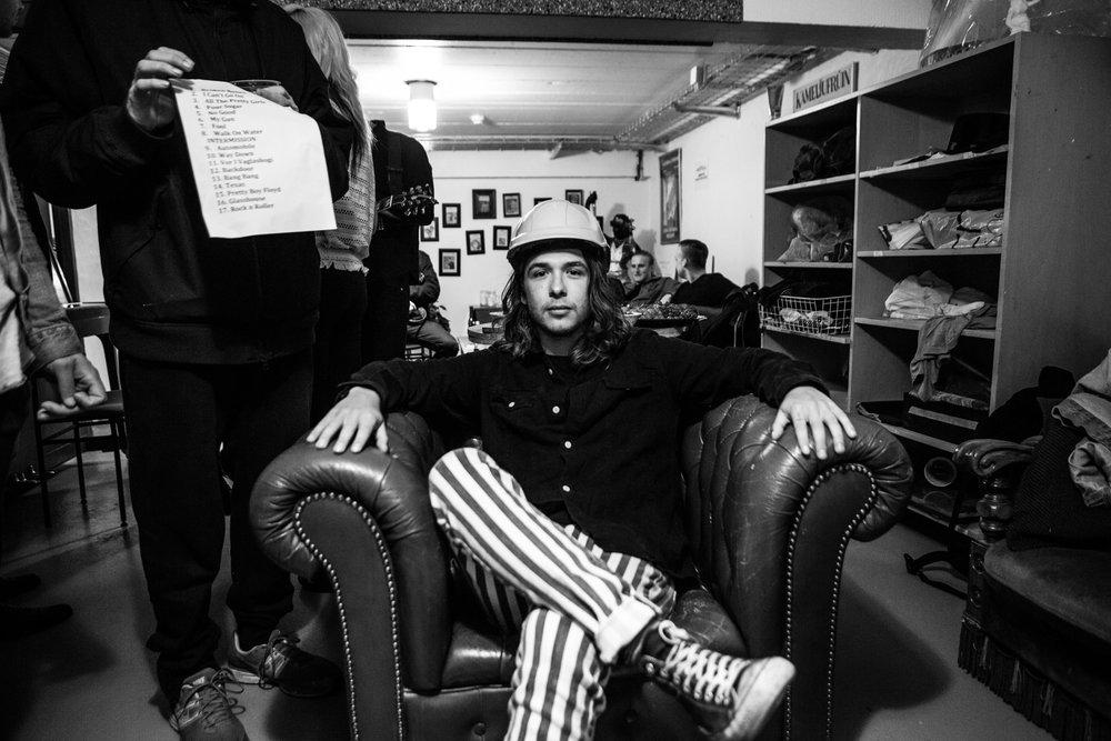 Kaleo - David drums