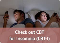 CBTI for Insomnia - CBT Denver