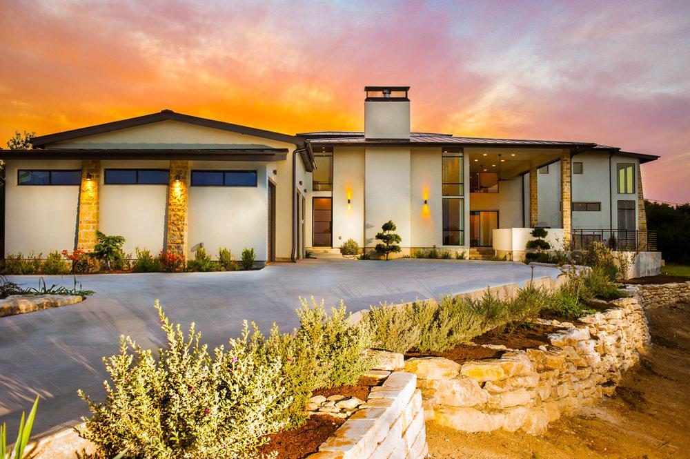 Spanish Oaks Modern -