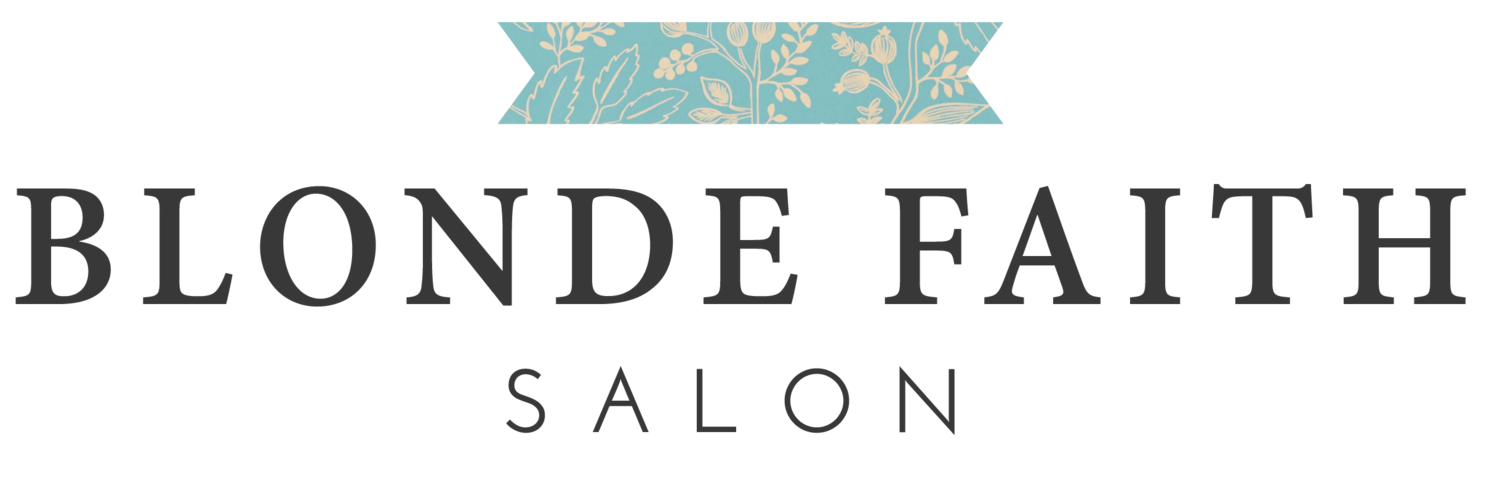 Blonde Faith Salon