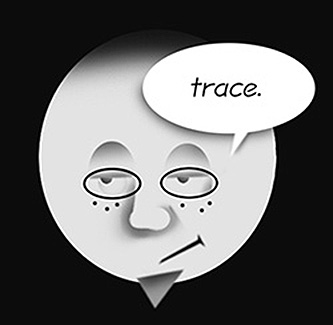 Trace Illustration