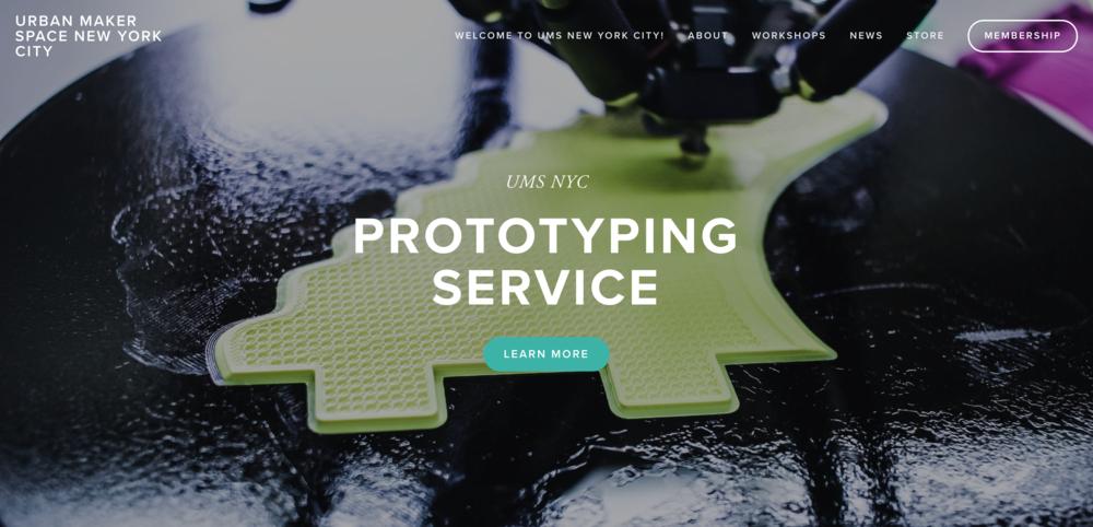 UMS Prototyping Services | louisdekeyser.com