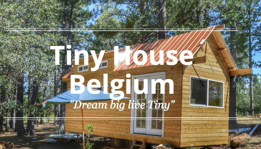 Tiny House Belgium | Louisdk.com