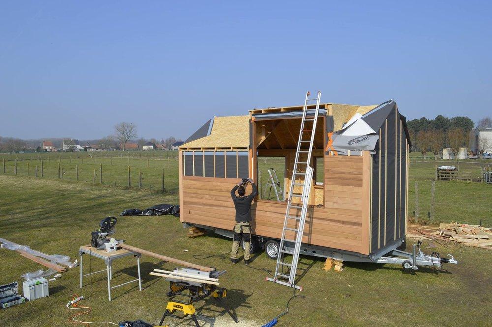 My Tiny House build | louisdk.com