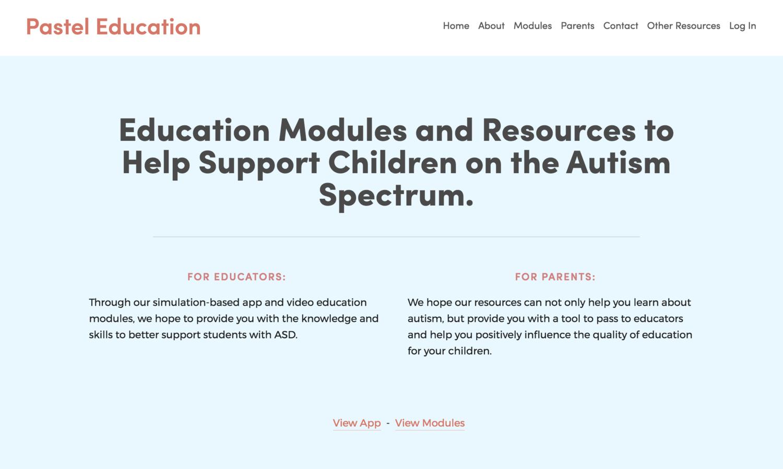 Autism Not Only Neurodevelopmental >> Pastel Education