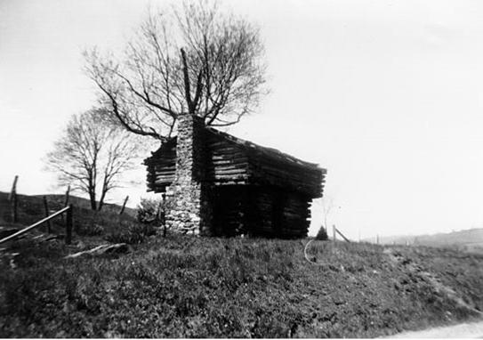 Fort Witten, c. 1927.