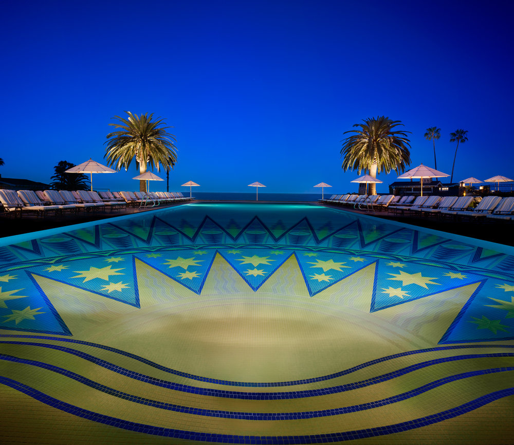 MLB-Architectural-Mosaic Pool-Evening Closeup.jpg