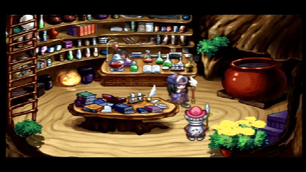Atelier Iris: Eternal Mana: RCA upscaled to 1080p