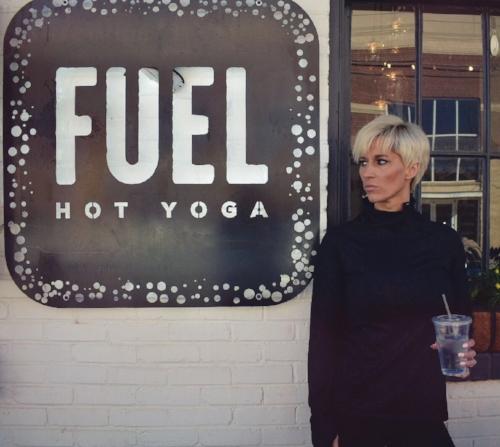 Fuel Hot Yoga in Athens, GA