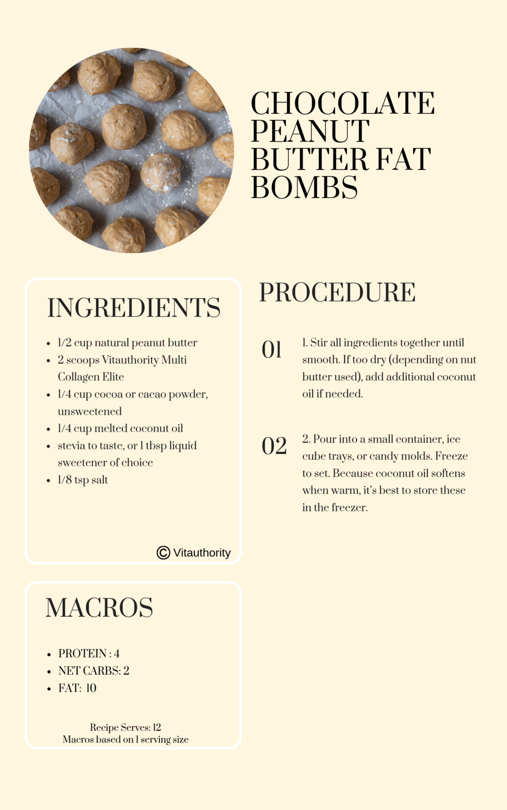 """Perfect Low Carb Day Snack! - Enjoy one of my favorite Vitauthority Inspired Low-Carb snacks. Quick, healthy, & simple!They are packed full of collagen peptides as well to give your hair, skin, & nails the boost you want!Also, giving you a glimpse into my new """"ARFiT Shred E-Cookbook"""" now available! Go grab yours now!And, p.s…make sure to check out the amazing collagen peptides from Vitauthority & snag a discount using my coupon code """"ALEXA10"""