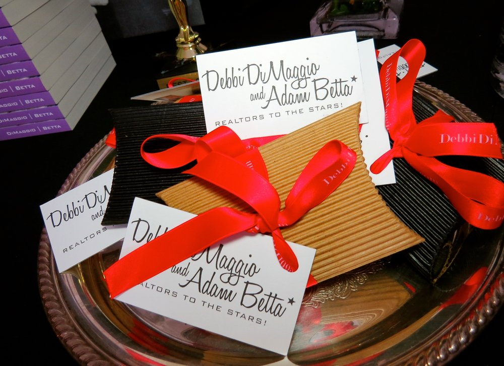 Chocolates for Valentine's Day at the Fig & Olive for Bergman's Style Lounge