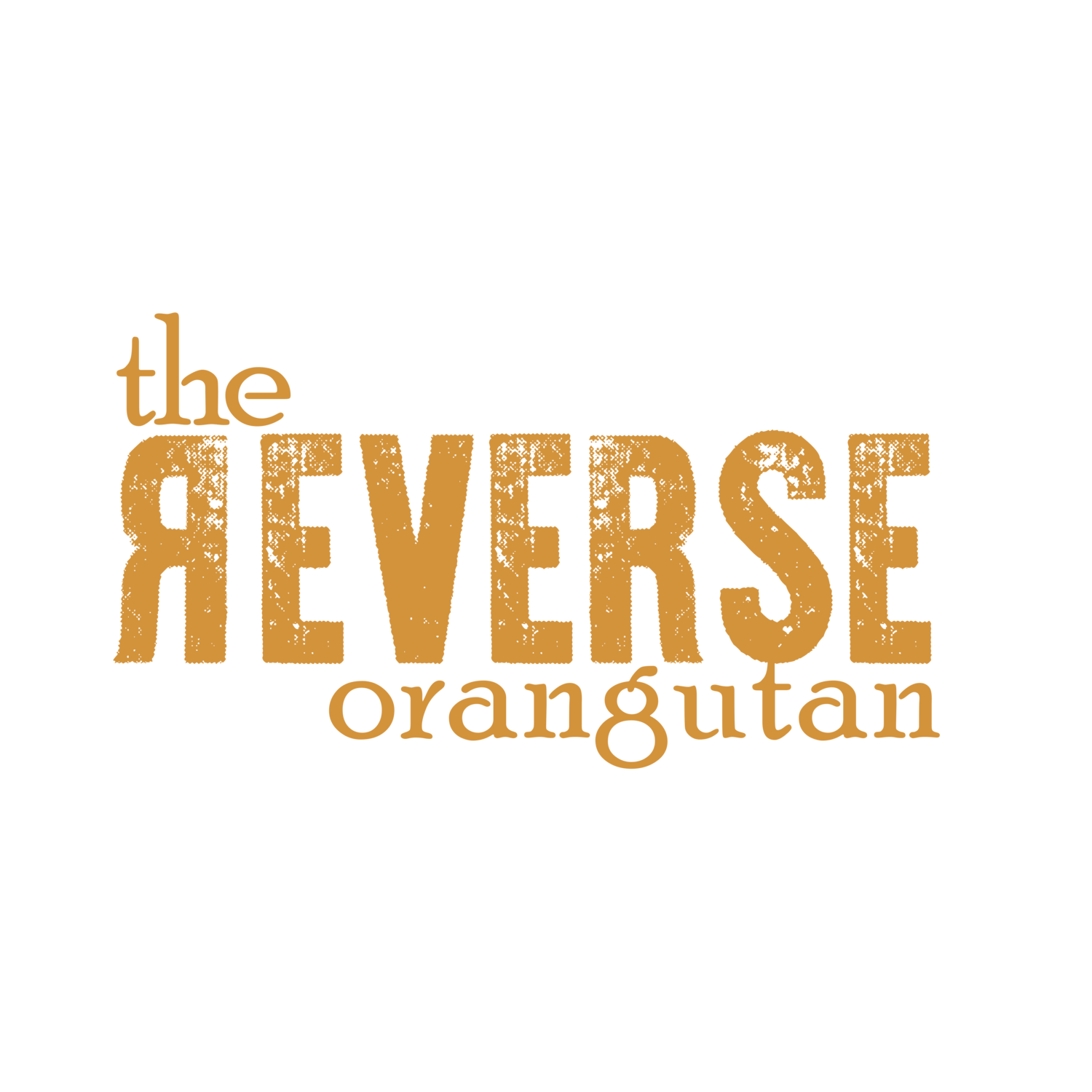 The Reverse Orangutan