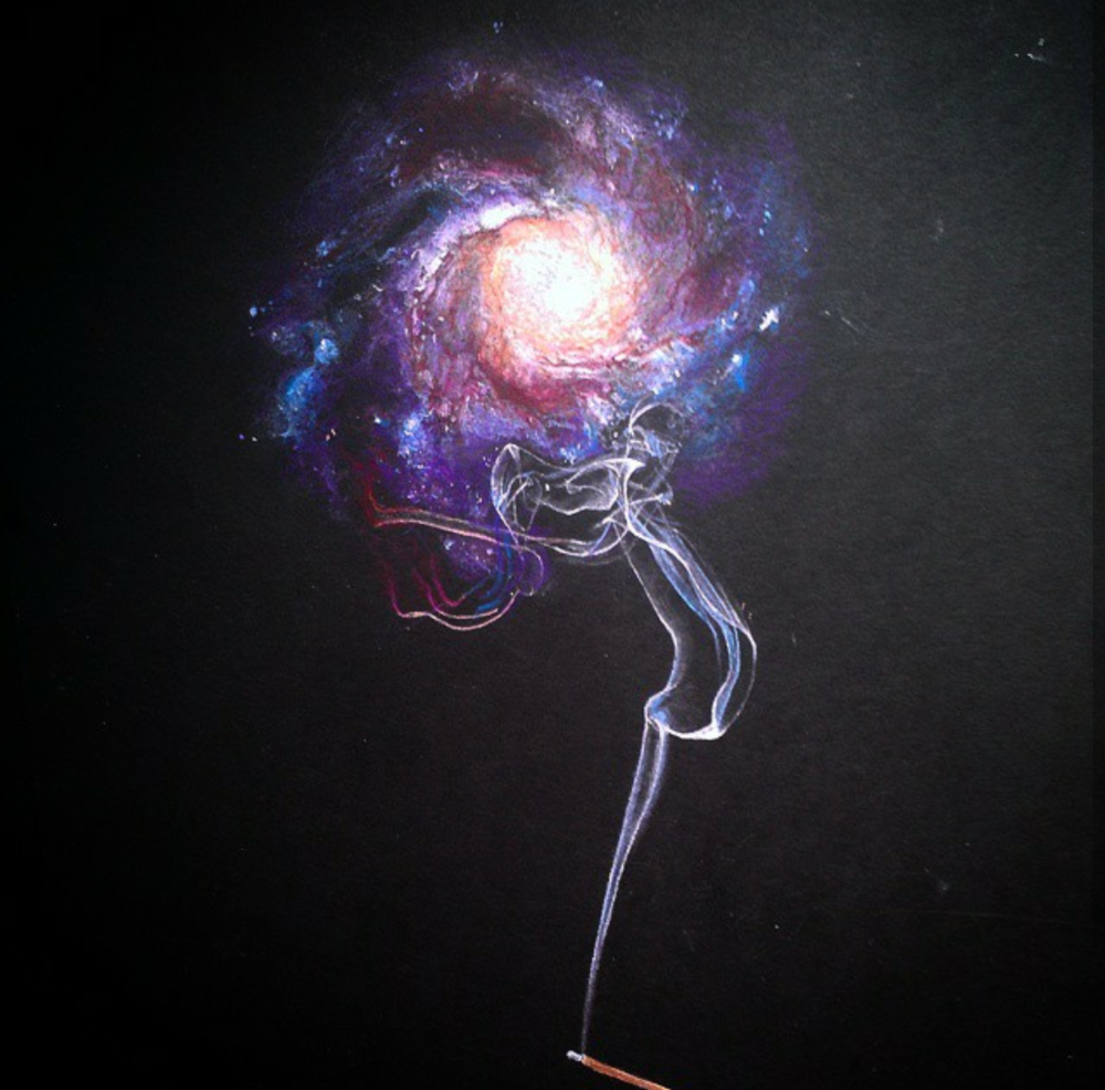 Galaxy Incense