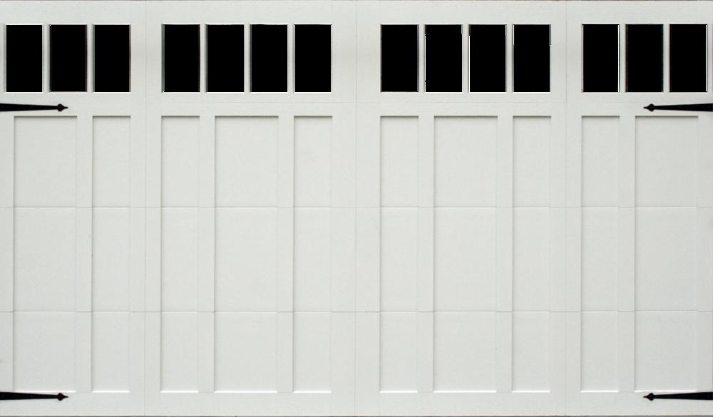 Clean White Garage Door.png