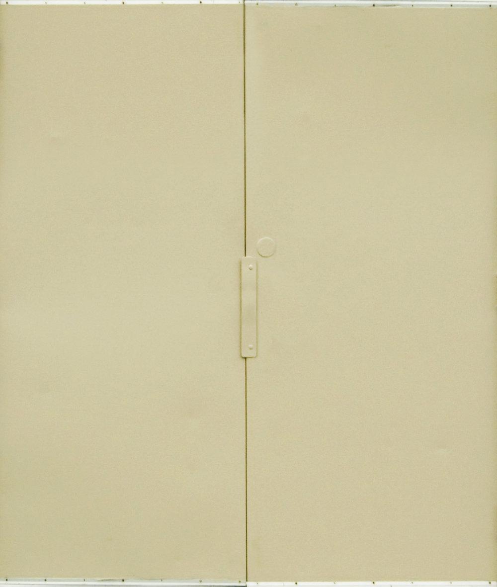 Creamy Metal Door.jpg