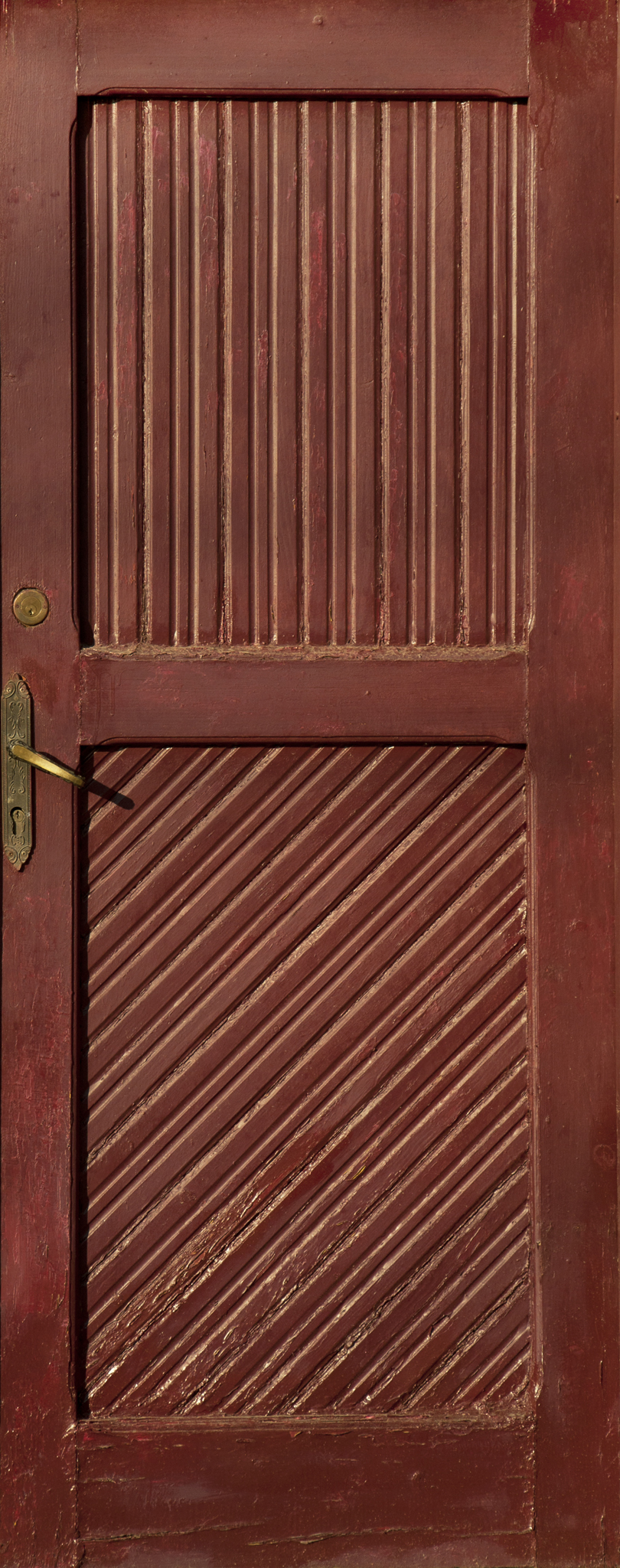 Angled Striped Door.jpg