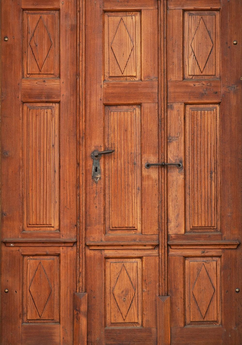 Antique Sectioned Door.jpg