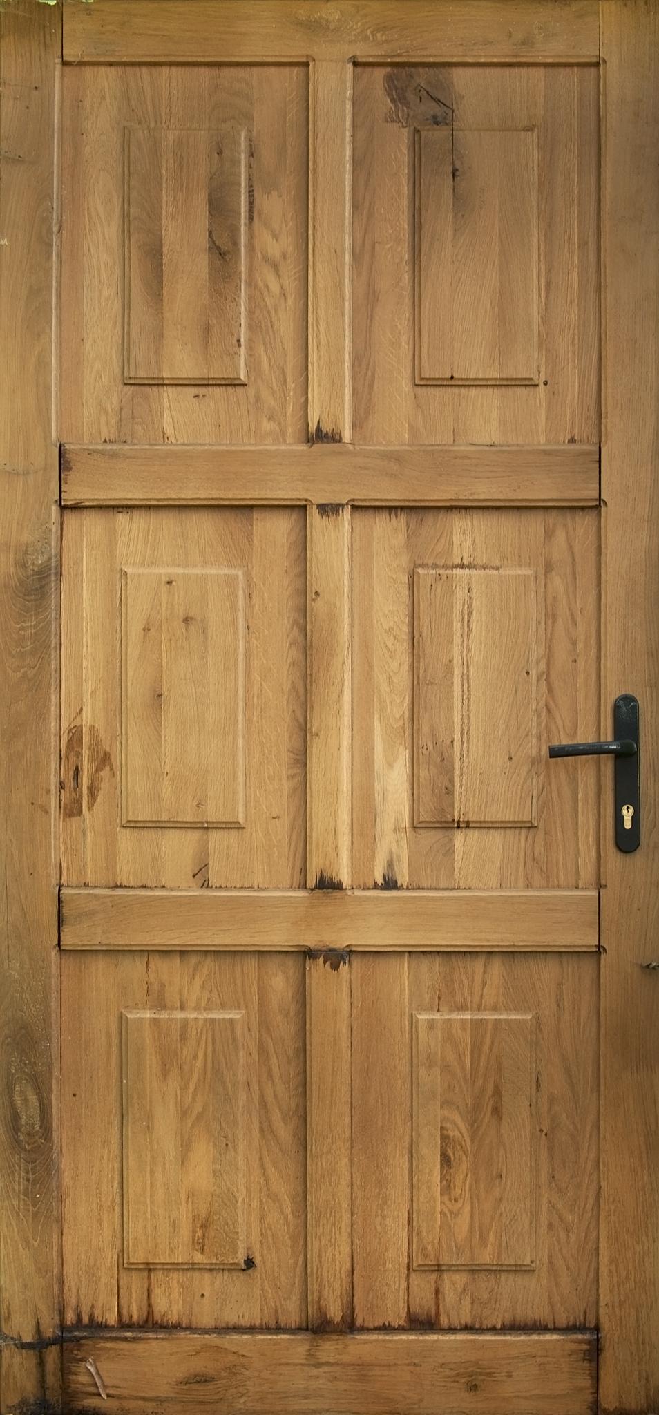 Blond Weathered Door.jpg