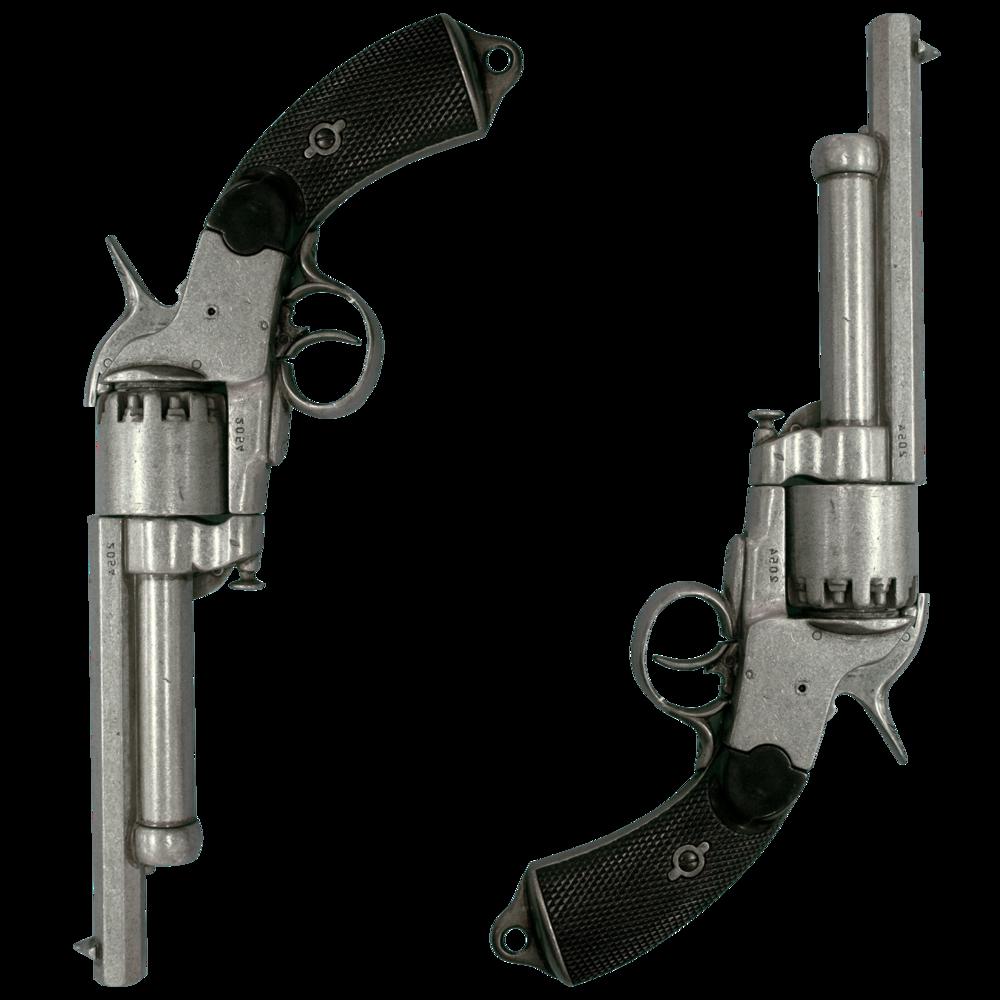 Black Aluminum Pistol.png