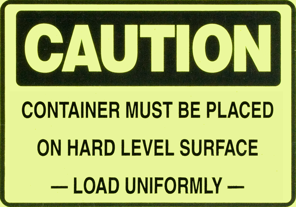 Caution Load Uniformly.png