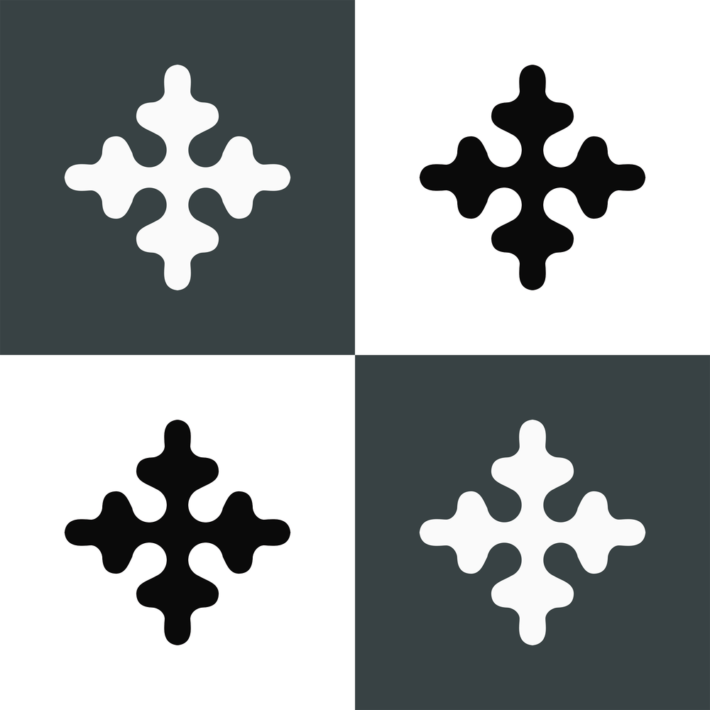 Black White Cross Tile.png