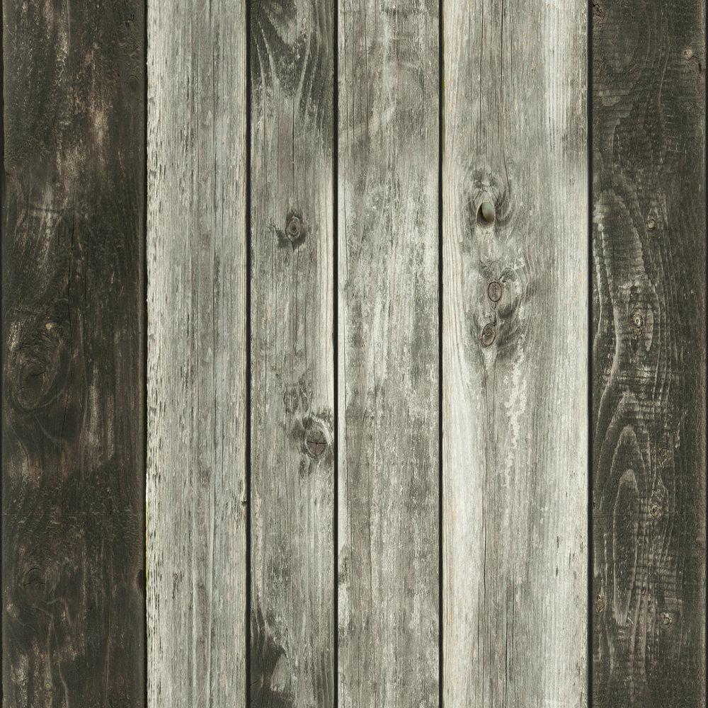 Antique Black Wood Fence.jpg