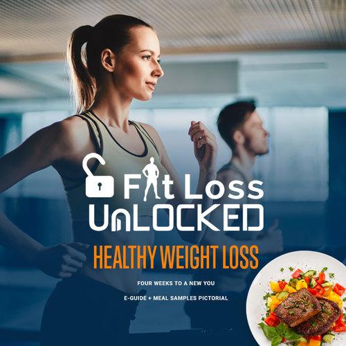 FAT LOSS UNLOCKED E-Guide v3, The Latest Version     DIGITAL DOWNLOAD