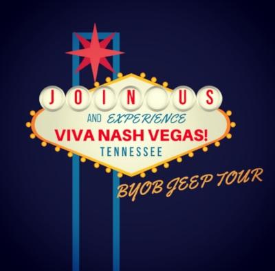 Viva Nash Vegas Tour Logo