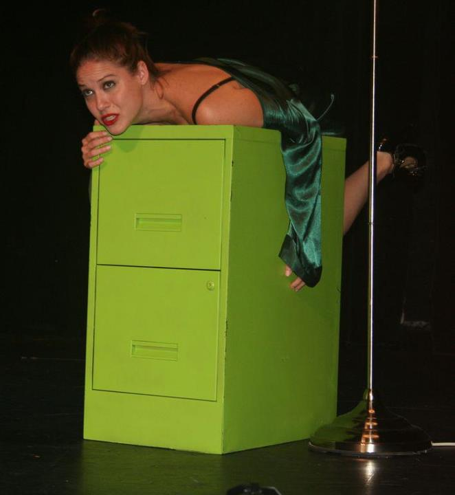 "Kim Morgan Dean in ""Have I Got A Girl For You"", Photo Credit: John Capo Relations"