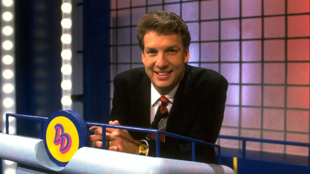 """Marc Summers hosts """"Double Dare"""""""