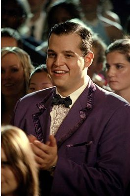"Daniel Franzese as ""Damian"" in the film version of ""Mean Girls"""