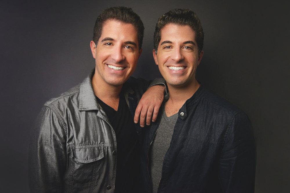 Will and Anthony Nunizata, Photo Credit: Michael Kushner Photography