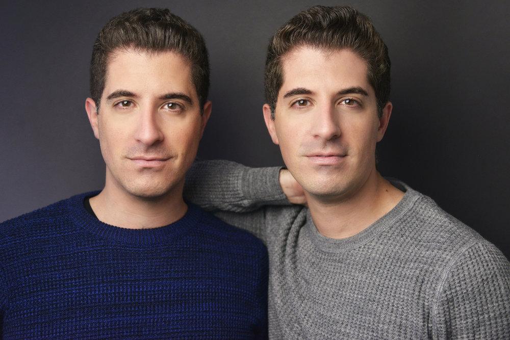 Will and Anthony Nunziata, Photo Credit: Mchael Kushner Photography