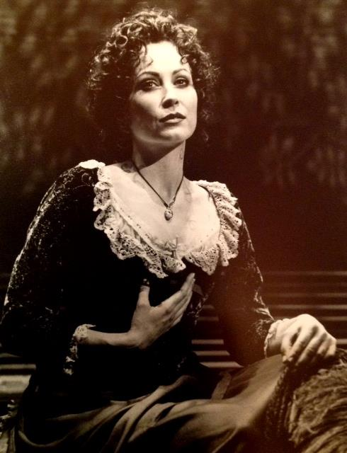 "Linda Eder as ""Lucy"" in Frank Wildhorn's ""Jekyll & Hyde"" on Broadway"