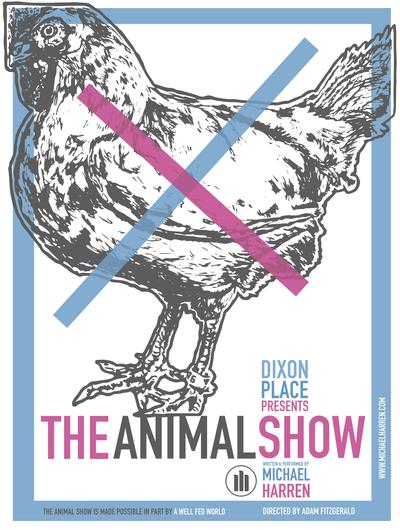 Michael Harren The Animal Show poster.jpg