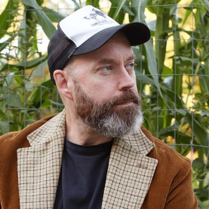 Michael Harren, Photo Credit: Diana Bezanski