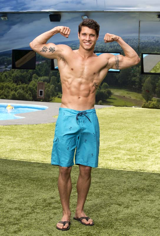"Cody Calafiore on CBS' ""Big Brother"" Season 16, Photo Credit: CBS/""Big Brother"""
