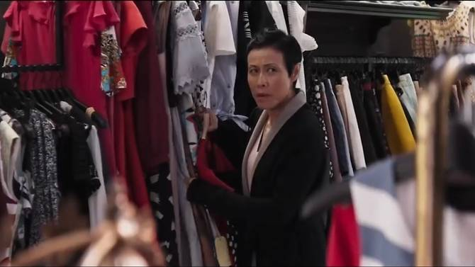 "Tan Kheng Hua in ""Crazy Rich Asians"""