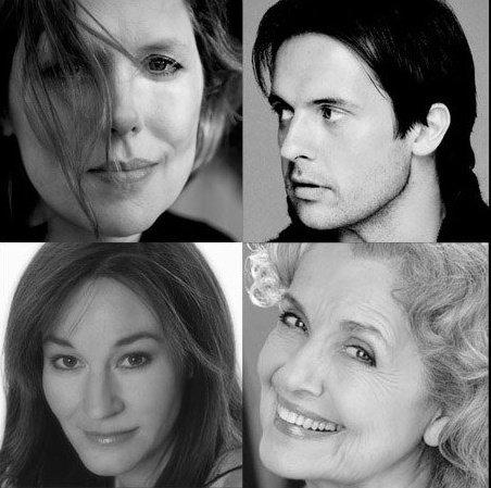 Mairi Dorman-Phaneuf, Jessica Molaskey, Mary Beth Peil