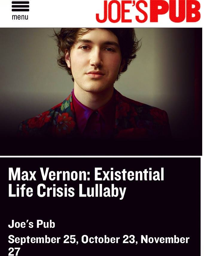 Max Vernon Joes Pub poster.jpg