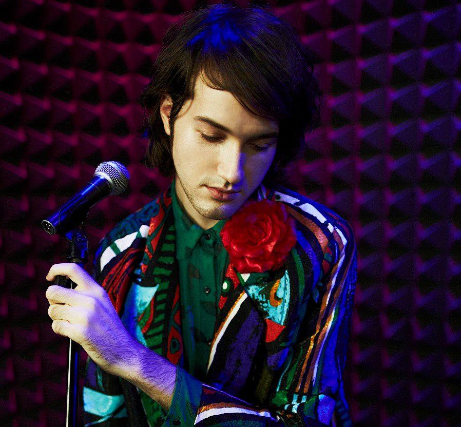 Max Vernon performing at Joe's Pub, Photo Credit: Andy Ryan