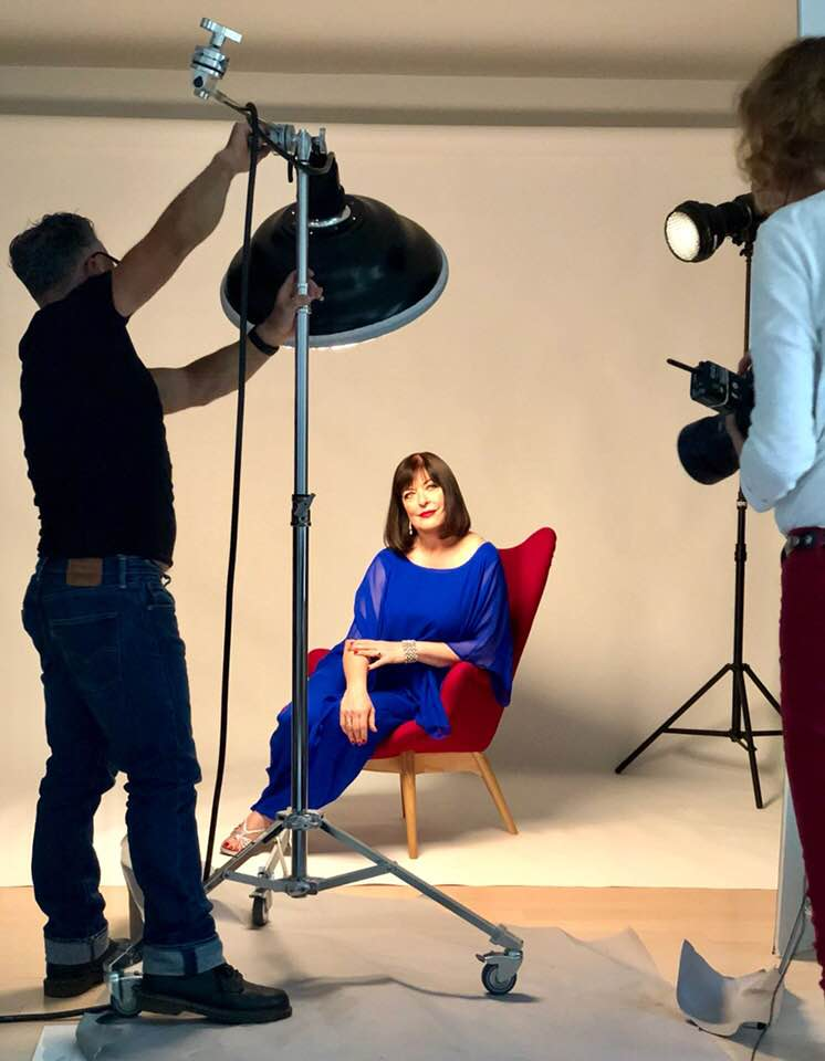 Ann Hampton Callaway, Photo Credit: Julie Skarratt