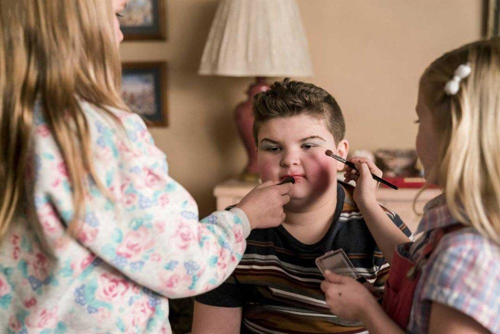 "Wyatt McClure on CBS' ""Young Sheldon"""